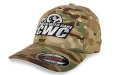 Picture of CWC Flexfit Cap Camo S/M