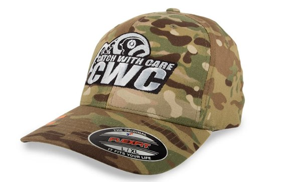 Picture of CWC Flexfit Cap Camo S/M