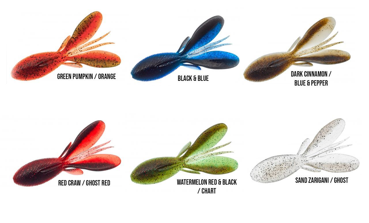 """Picture of Illex Fivoss 10,5 cm (3'8"""") 5-pack"""