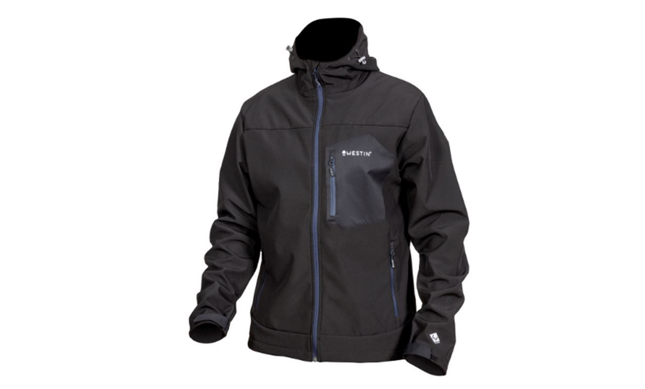 Picture of Westin Super Duty Softshell Jacket Black