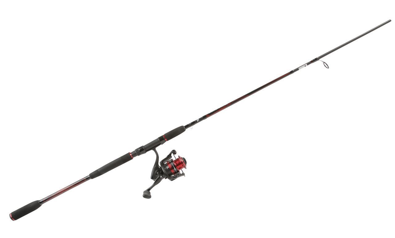 Picture of Black Max Combo 8' MH 30-60g Spinning (spooled line)