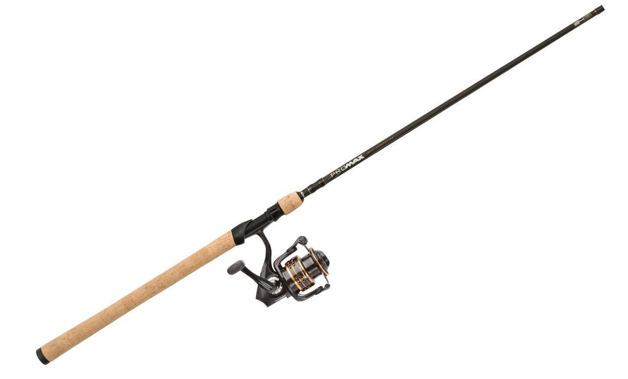 Picture of Pro Max 8' ML 8-30 g Spinning Combo (spooled line)