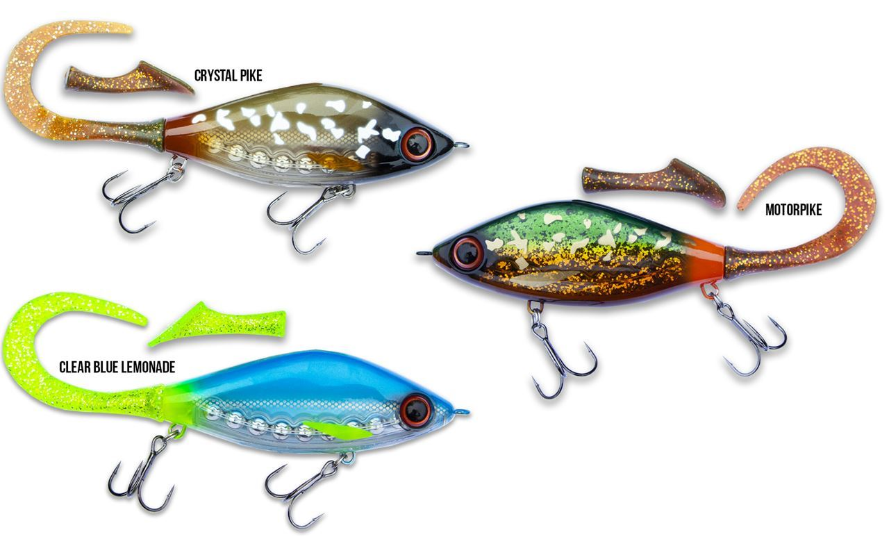 Picture of Guppie - 13,5 cm 120 gram - Custom Colors by Kanalgratis