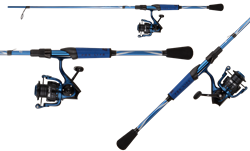 Picture of Abu Garcia Revo X Combo Blue 8ft 10-30g MH Spinning