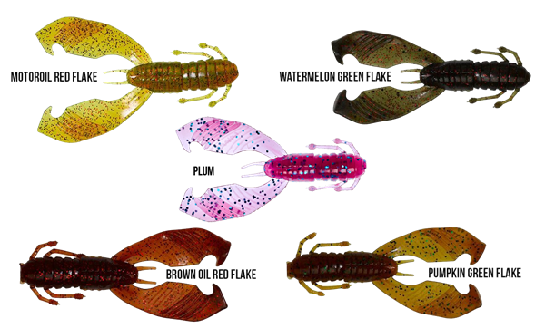 Picture of Boogie Craw 90 - 8 pack