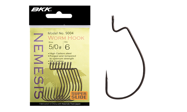 Picture of BKK Nemesis Worm Hook