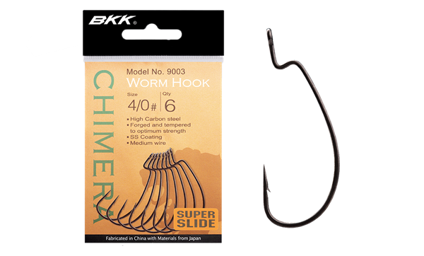 Picture of BKK Chimera Worm Hook