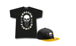 Picture of Frédéric Jullian T-shirt and Snapback