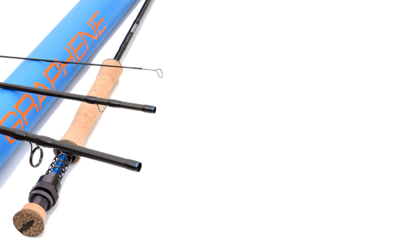Picture of MERISUOLA GRAPHENE flyrod 9' #7