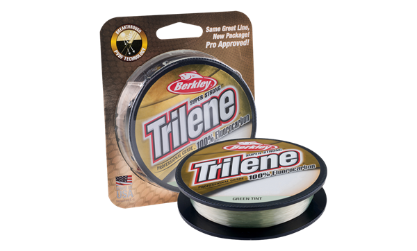 Picture of Trilene® 100% Fluorocarbon Leader, 50m