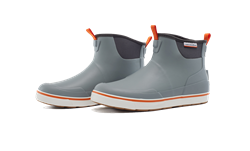 Picture of Grundéns Deck Boss Ankle Boot Monument Grey