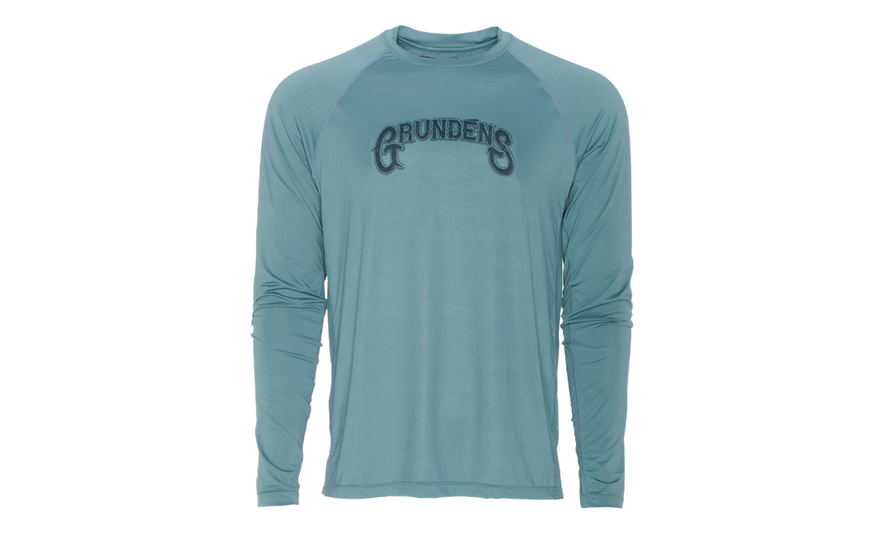 Picture of Grundéns Solstrale Lightweight Crew Quarry