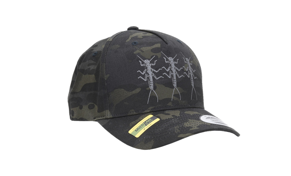 Picture of Vision Nymphmaniac Black Multicam Cap