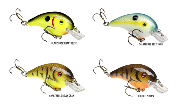 Picture of Strike King Pro-Model Series 1, 6,5cm, 10,6g