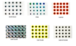 Picture of Stick-On Eyes 4,8 mm