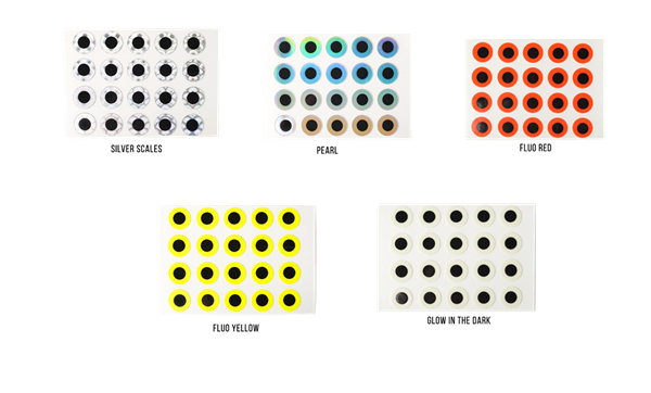 Picture of Stick-On Eyes 7,1 mm