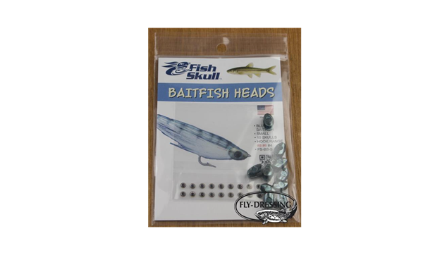 Picture of Baitfish Head - Blue Baitfish