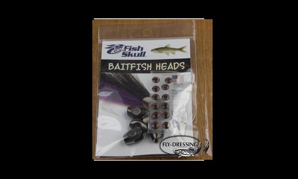 Picture of Baitfish Head - Dark Grey