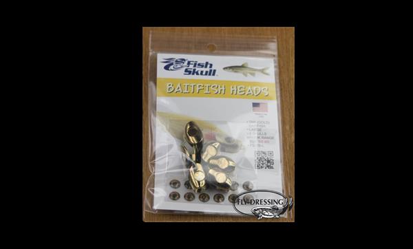 Picture of Baitfish Head - Tan Baitfish (Gold)