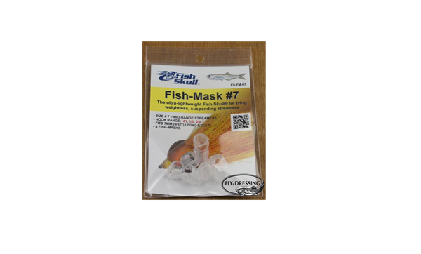 Picture of Fish mask - Mid Range