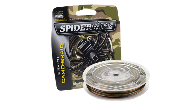 Picture of Spiderwire Stealth Smooth 8 0,23mm 150m Camo (23,6 kg)