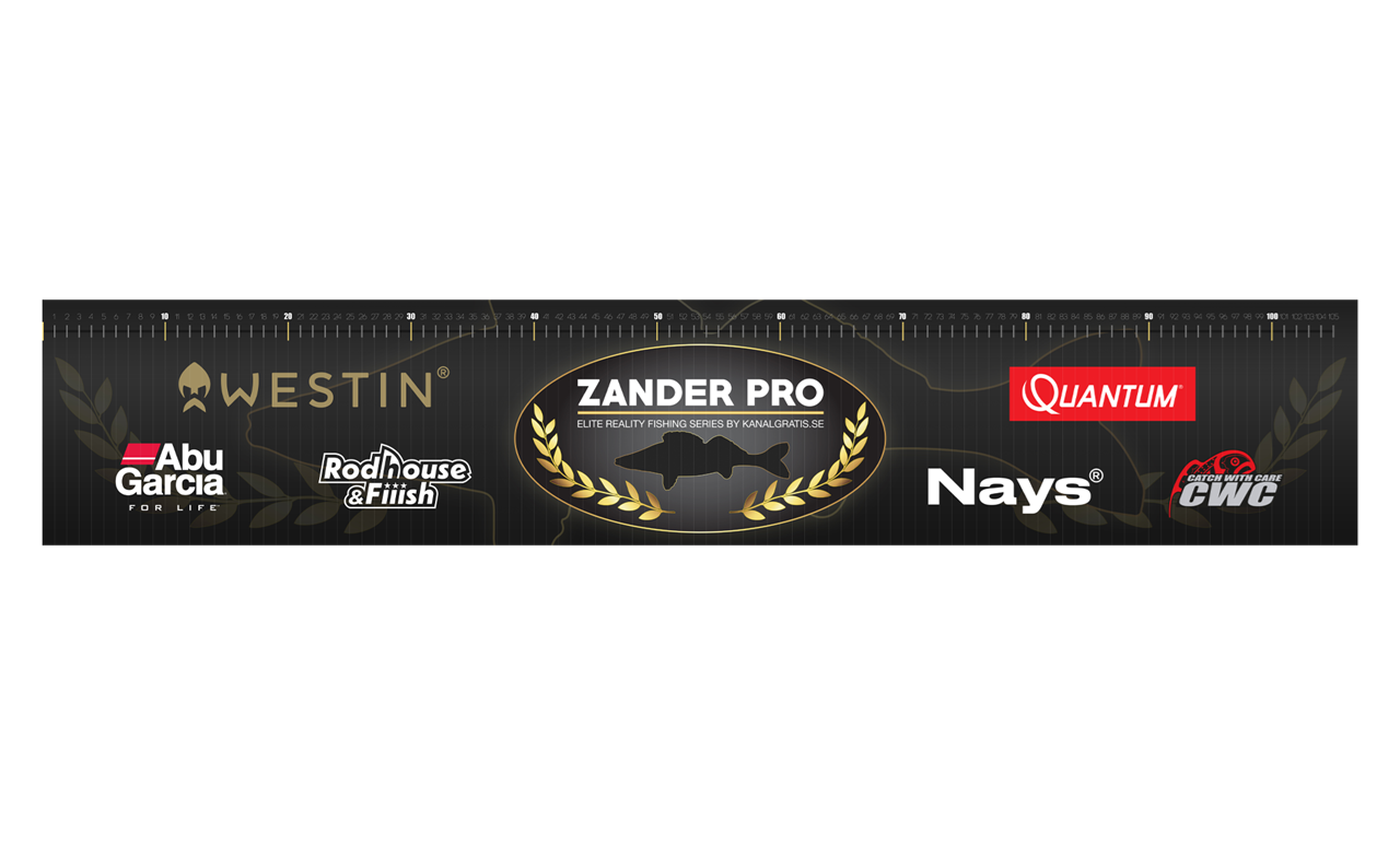 Picture of ZANDER PRO Measuring Board 105 x 20cm