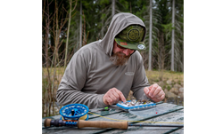 Picture of Vision Bamboo Bug & UV Hoodie, Sand