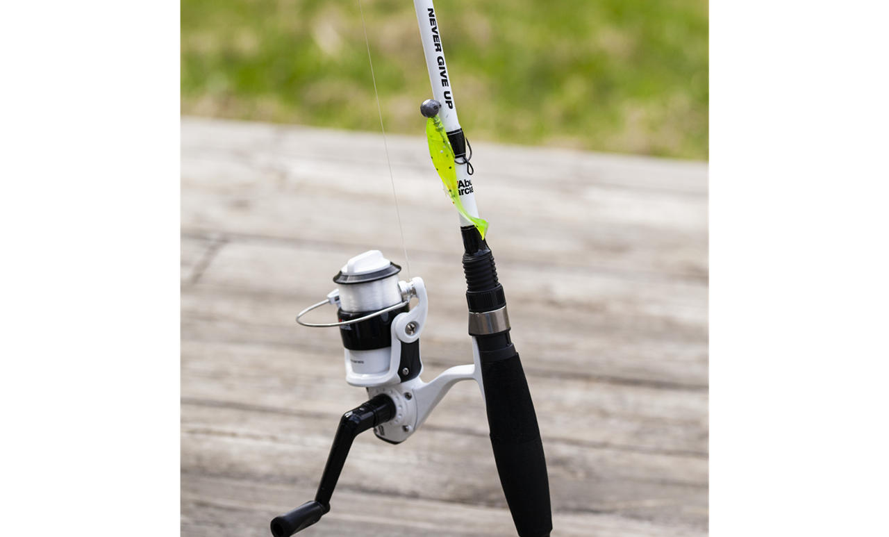 Picture of Abu Garcia Ike Dude Spinning Combo 3-15gr for kids
