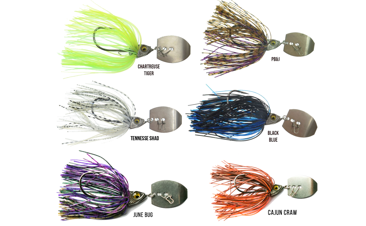 Picture of Bite Of Bleak Bladed Jig Chatterbait