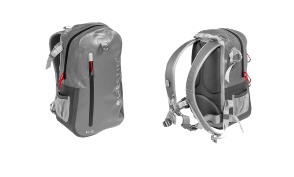 Picture of Westin W6 Wading Backpack Silver/Grey