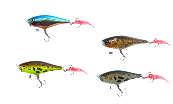 Picture of Rapala Skitter Pop 5cm
