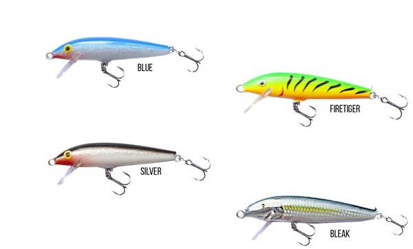 Picture of Rapala Original Floating F07