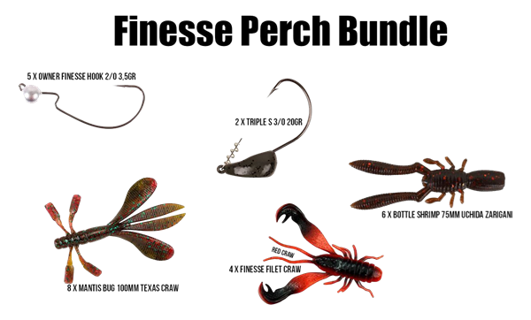 Picture of Finesse Perch Bundle