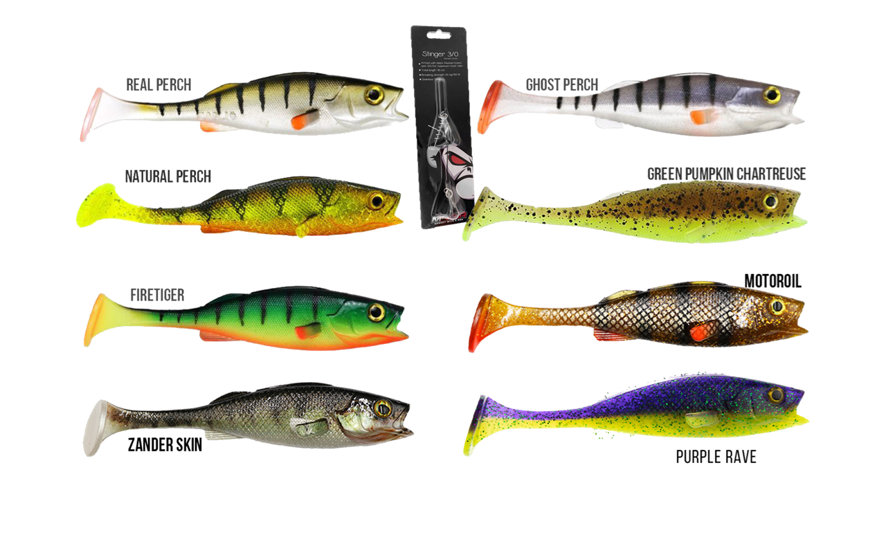 Picture of KÖFI Perch 23cm with stinger!