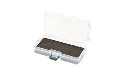 Picture of Meiho Slit Foam Stinger Box 255x190x28mm - Clear