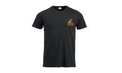 Picture of Team Galant T-shirt Black