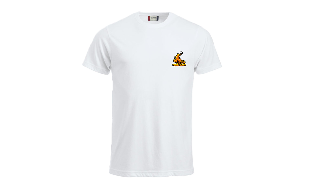 Picture of Team Galant T-shirt White