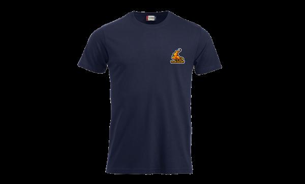 Picture of Team Galant T-shirt Dark Marine