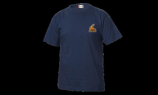 Picture of Team Galant T-shirt Junior Dark Marine