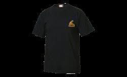 Picture of Team Galant T-shirt Junior Black
