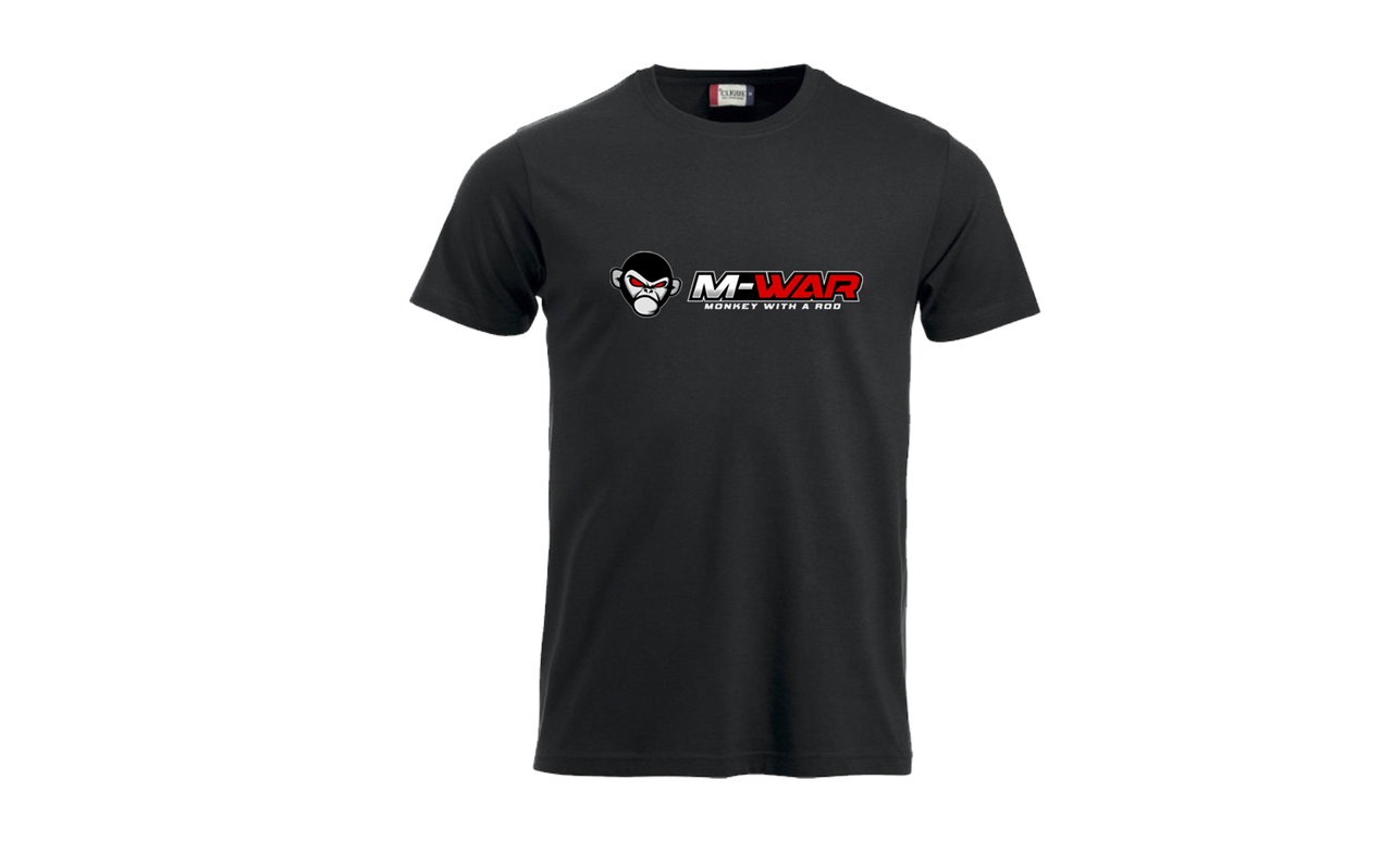 Picture of M-WAR T-Shirt BLACK