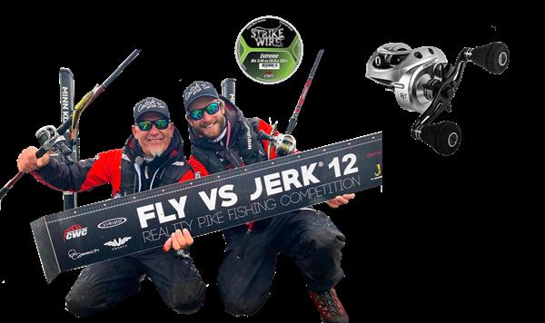 Picture of CWC Fishingset (FLY VS JERK)