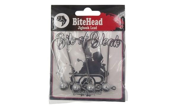 Picture of Bite of Bleak Bitehead Jig Head Lead, 4/0
