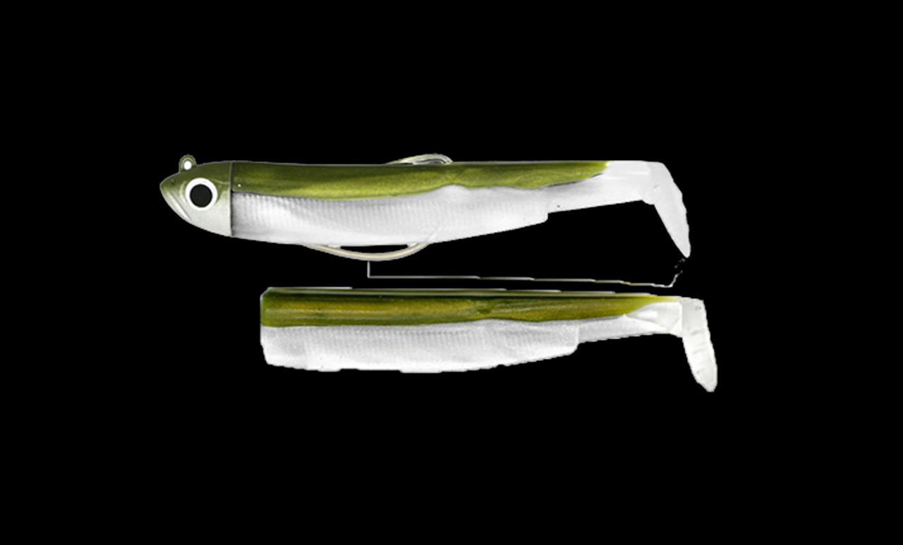 Picture of Fiiish Black Minnow Combos 9cm (2 bodies 1 head)