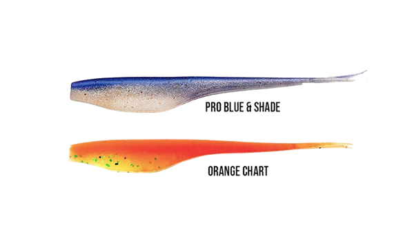 Picture of Megabass Sling Shad 5'' 125mm 6-pack
