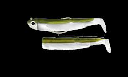Picture of Fiiish Black Minnow Combos 12cm (2 bodies 1 head)