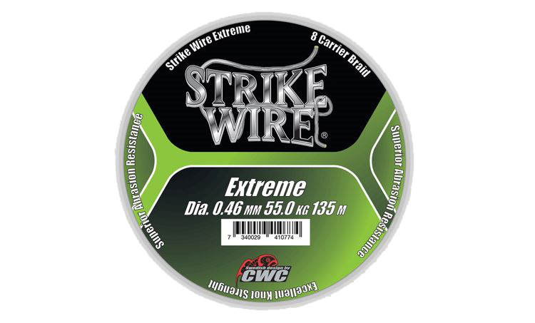 Picture of Strike Wire Extreme - Moss Green 135m