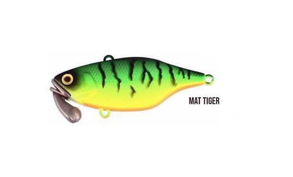 Picture of Illex Trigon 6cm Mat Tiger