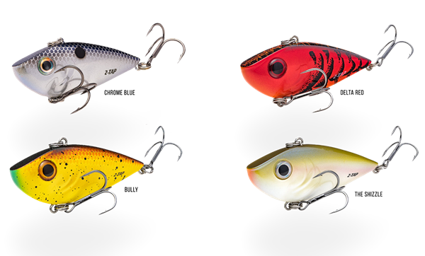 Picture of Strike King Red Eyed Shad Tungsten 2 Tap 7cm, 14,2g