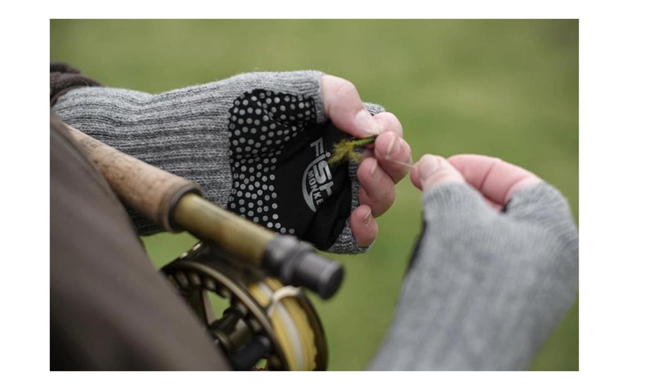 Picture of Fish Monkey Bauers Grandma Wool Glove